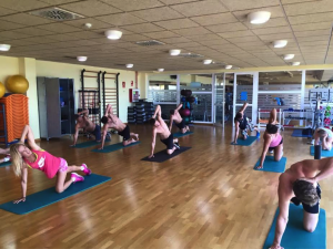 Pilates as an integral part of individual and competitive team training